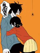 绝望男子与中国娘漫画